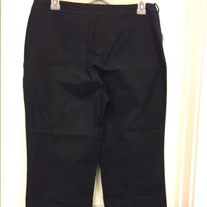 GAP NAVY BLUE SLCK SCHOOL PNTS SLACKS Sz 8